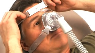 identifying sleep apnea therapy issues