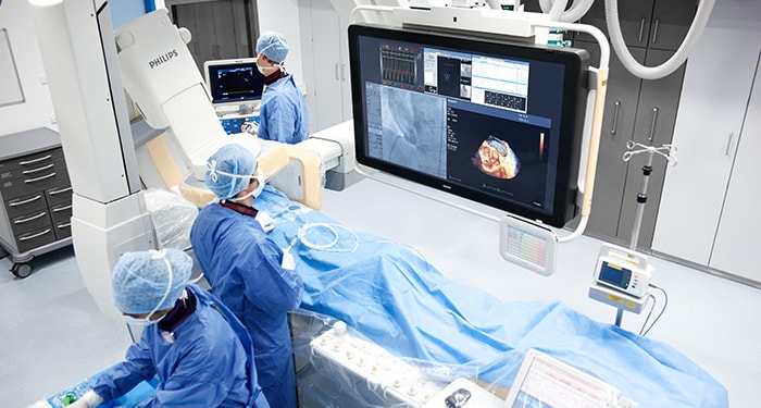 Exceptional imaging solutions for TMVR procedures