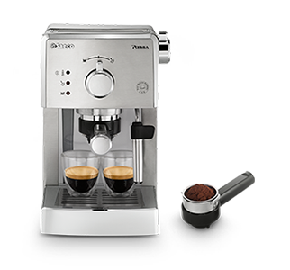 Saeco manual espresso machines