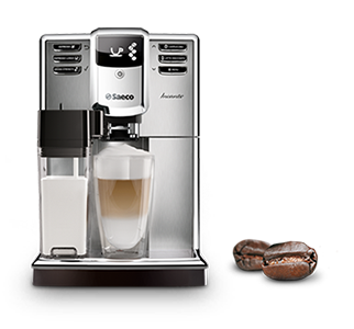 Saeco super-automatic espresso machines