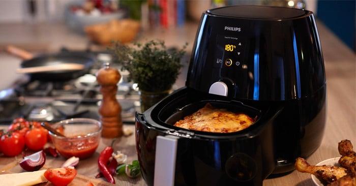 Airfryer grills cuiseurs vapeur grille pains et machines soupe philips - Robot a soupe philips ...