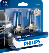 Philips Vision upgrade headlight bulbs