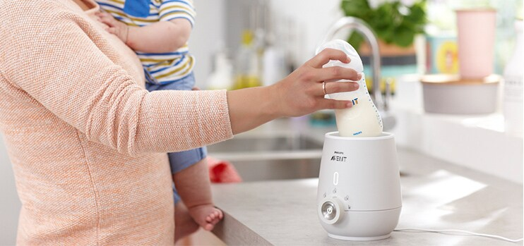 Philips AVENT - Storing expressed milk