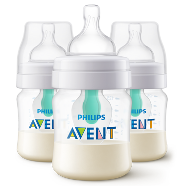 Philips Avent anti colic baby bottle with vent