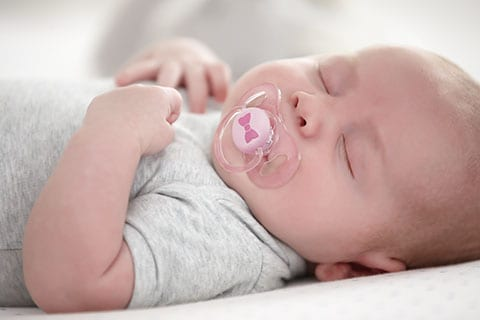 Why use a pacifier