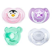 Pacifiers range Philips avent