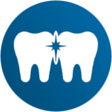An easier way to remove plaque between your teeth Icon