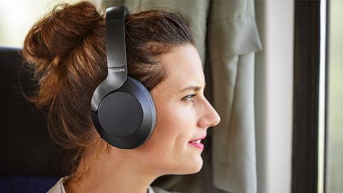 Philips noise cancelling headphones