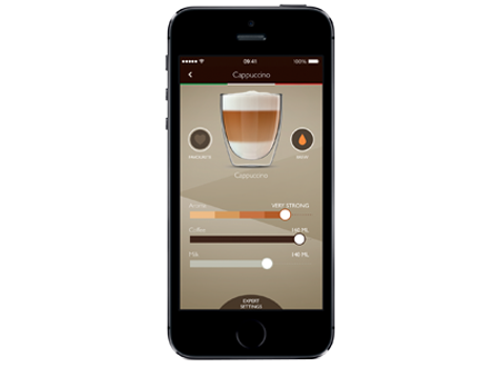 Application mobile GranBaristo
